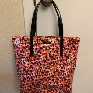 Kate Spade daycation tote